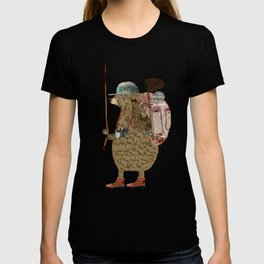 nature bear T-shirt