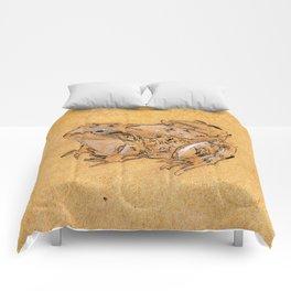 Frog Comforters