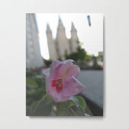 Salt Lake Temple Metal Print