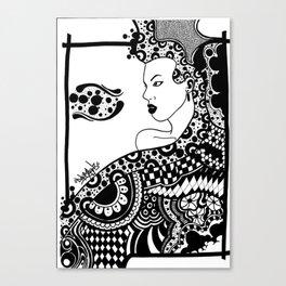 Virtuous Woman Canvas Print