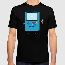 Ice cream lover video game T-shirt