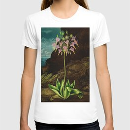 The American Cowslip Flower : New Illustration Of The Sexual System T-shirt