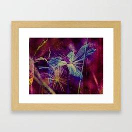 The hidden beauty Framed Art Print