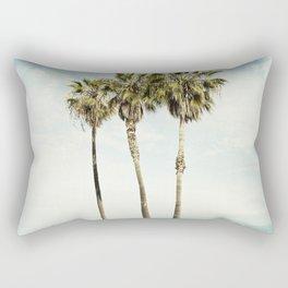Venice Palms Rectangular Pillow