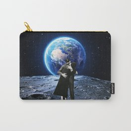 A Kiss Over The Moon Carry-All Pouch