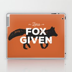 Zero Fox Given Laptop & iPad Skin