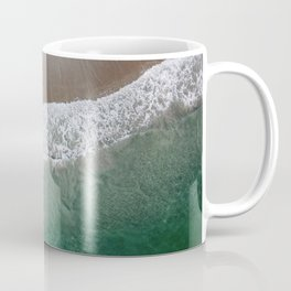 Wrightsville Beach Waves Coffee Mug