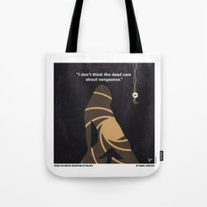 No277-007-2 My Quantum of Solace minimal movie poster Tote Bag