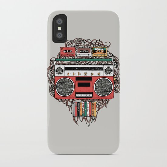 Radioinactive iPhone Case
