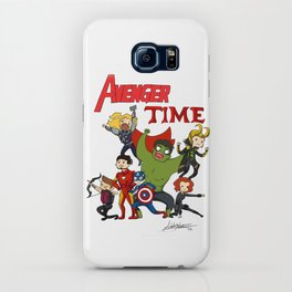 Avenger Time! iPhone Case
