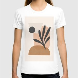 Minimal Abstract Art 11 T-shirt