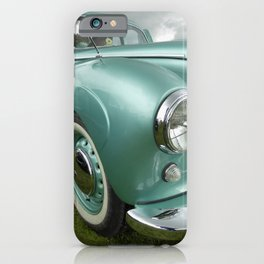 complementing colours iPhone Case