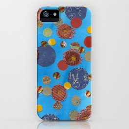 Lunares iPhone Case