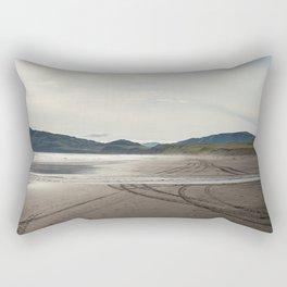 Alaskan Beach Rectangular Pillow