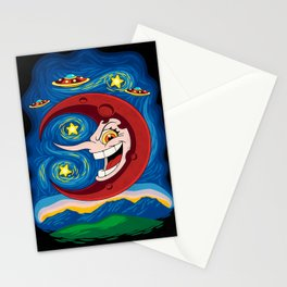 Hilda Berg - Starry Night Stationery Cards