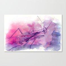 Mantis P. Canvas Print