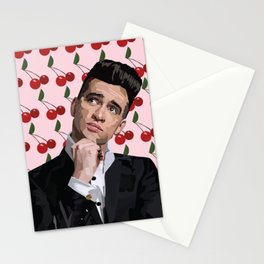 cherries & cherries Stationery Cards