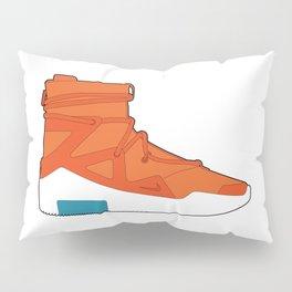 Fear of God (orange) Pillow Sham