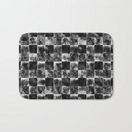 Squizz (charcoal) Bath Mat