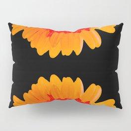 ORANGE GREETING Pillow Sham