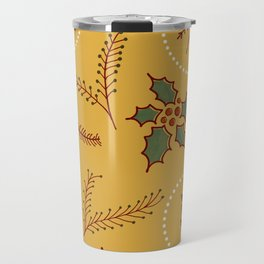 Classic Cozy #society6 #xmas Travel Mug