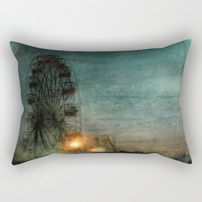 When the Carnival Comes to Town Rectangular Pillow