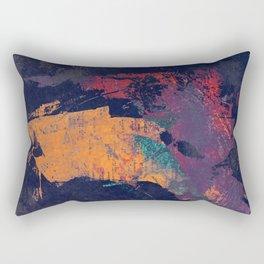 sleeping through the epilogue Rectangular Pillow