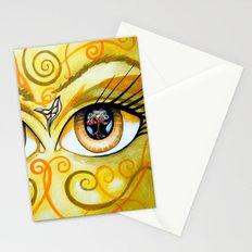 Eve Eyes Stationery Cards