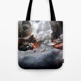 BATTLESHIPS Tote Bag