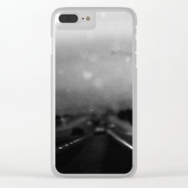 200 More Miles Clear iPhone Case