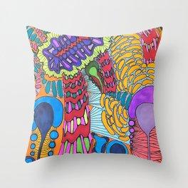 Pattern Dream Throw Pillow