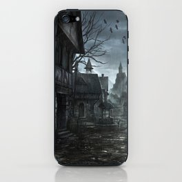 The Dark Ages iPhone Skin