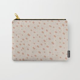 Boho Spots Carry-All Pouch