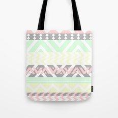 chevron pattern. Tote Bag