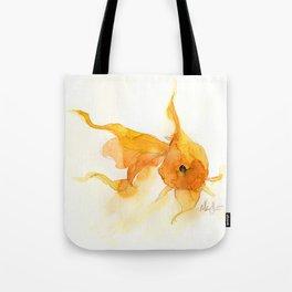 Watercolor Goldfish 1 Tote Bag