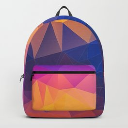 Awesome Abstract Geometric Pattern Backpack