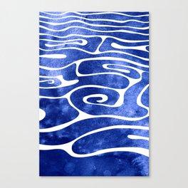 Tide VII Canvas Print