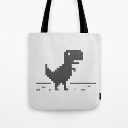 Jurassic Browser Tote Bag