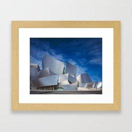 Concert Hall  | Frank Gehry | architect Framed Art Print