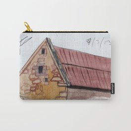 The Jersey House Carry-All Pouch