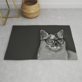 She's A Cool Cat Rug