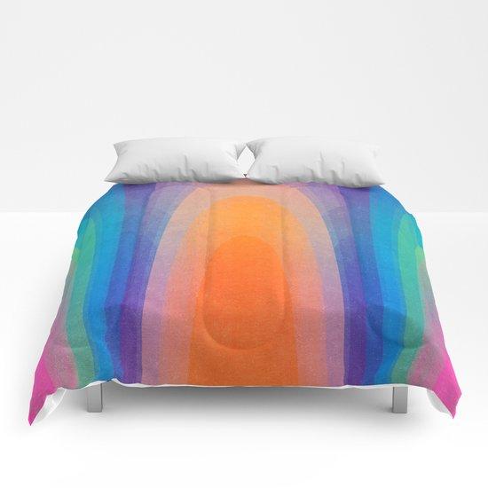 Chroma #1 Comforters