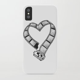 Love of Photography iPhone Case
