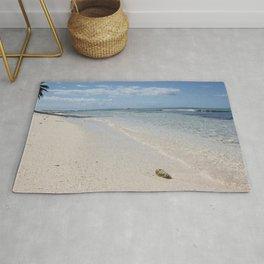 Caribbean Paradise Beach Rug