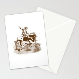 Dude Ranch Stationery Cards