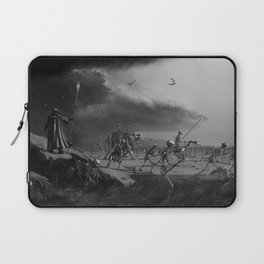 March of the Necromancer Laptop Sleeve