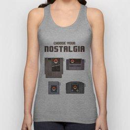 Choose Your Nostalgia Unisex Tank Top