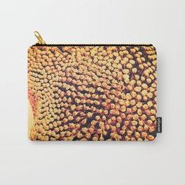 Oxidized Landscape Tangerine Carry-All Pouch