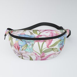Hide & Sick with Teddy Fanny Pack