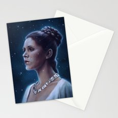 One With The Force Stationery Cards